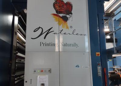 printer coldset printing