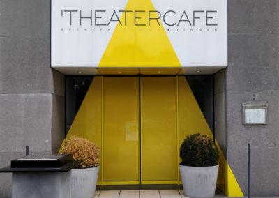 theatercafe exterieur sticker