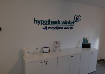 hypotheekwinkel freesletters